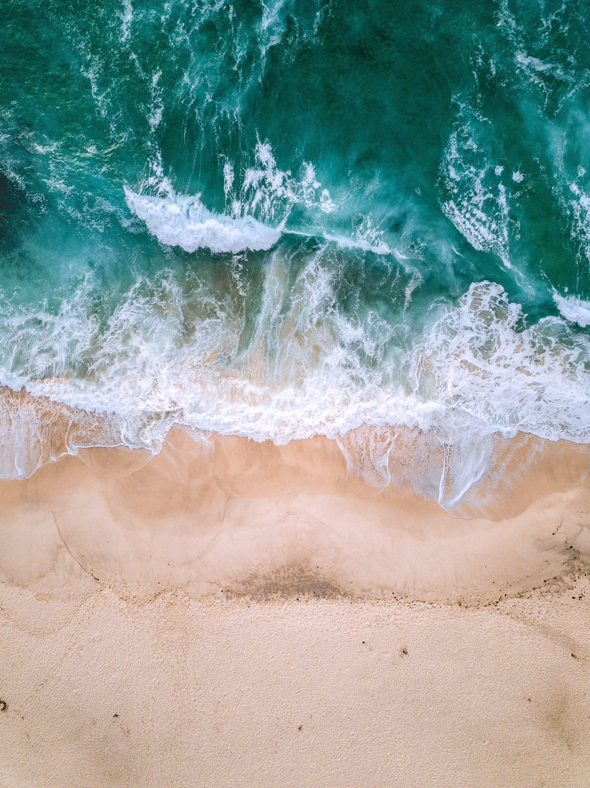 Unawatuna Beach Sri Lanka.