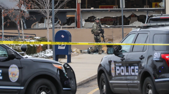 Boulder Video Suspect Identified As White Male