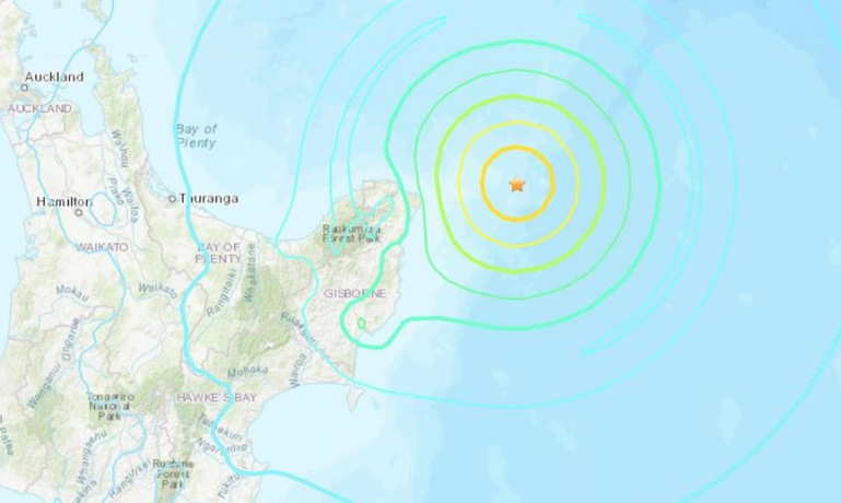 NewZealand Earthquake