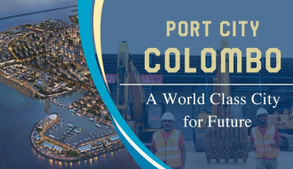 Port City Colombo Oppenning Ceremony