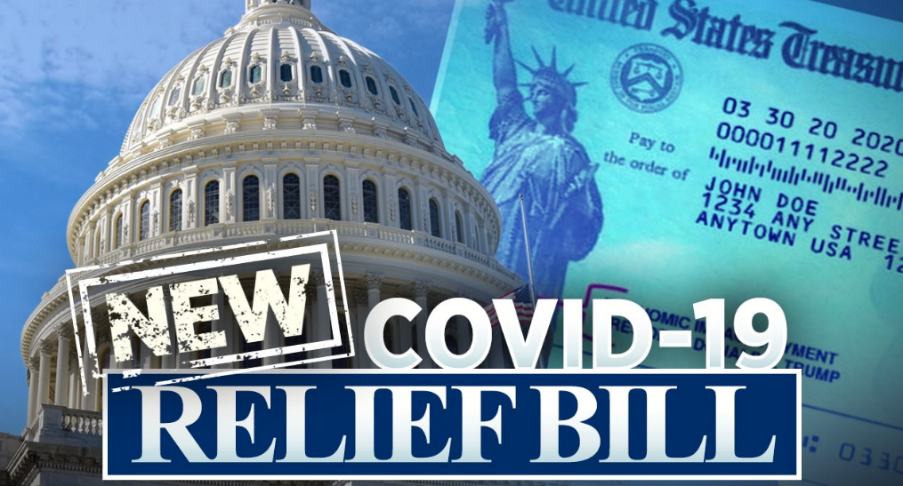 covid relief bill update