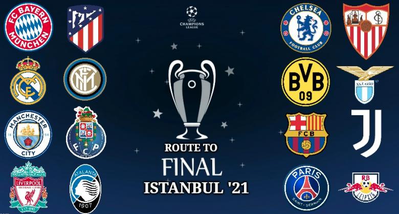 uefa champions league highlights