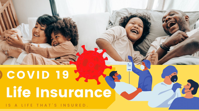 COVID 19 life insurance USA