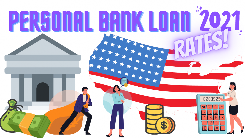 Personal Bank Loan Rates USA
