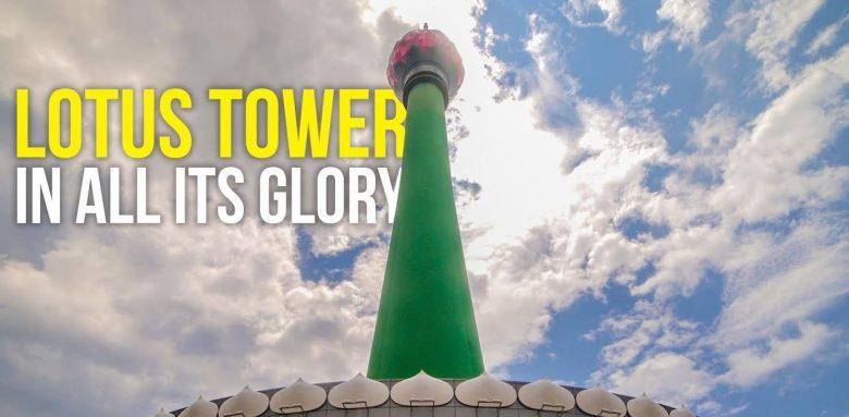 lotus tower colombo ticket price